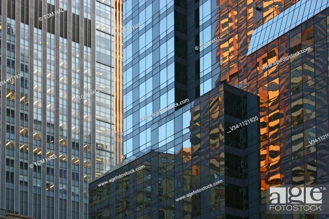 Stock Photo: Corporate Skies IIV.