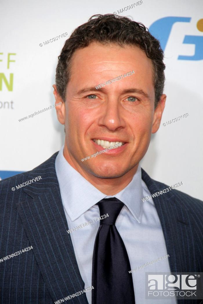 Stock Photo: New York Comedy Festival and the Bob Woodruff Foundation's 9th Annual Stand Up For Heroes Event - Arrivals Featuring: Chris Cuomo Where: New York City, New York.