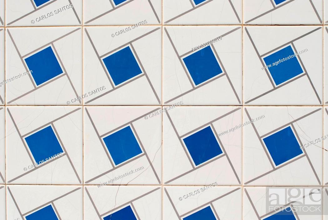 Imagen: Portuguese glazed tiles 226.