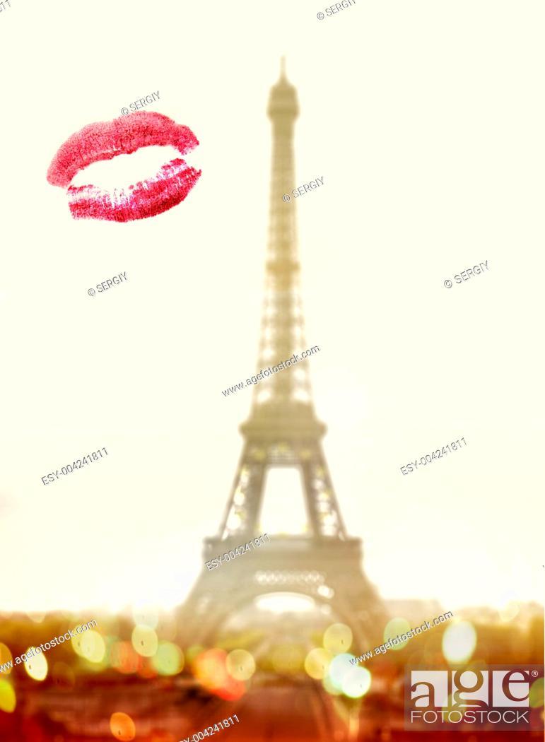 Stock Photo: from Paris.