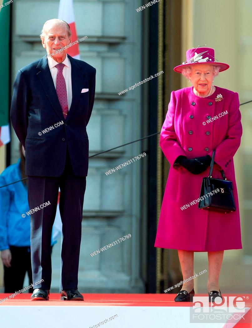 Imagen: The Queen launches the Baton Relay for the XX1 Commonwealth Games, Gold Coast 4-15 April 2018 at Buckingham Palace in London on Commonwealth Day.