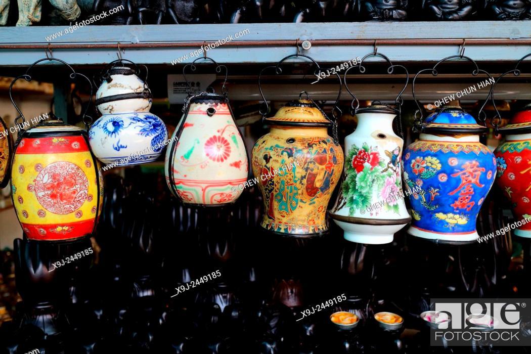 Stock Photo: Souvenir shop. Siem Reap, Cambodia.