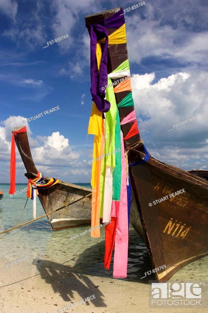 Stock Photo: Krabi, Thailand.
