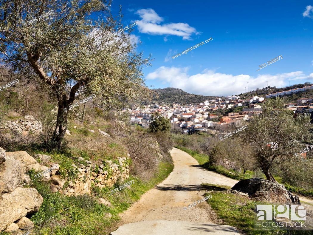 Stock Photo: El Real de San Vicente. Toledo. Castilla la Mancha. Spain. Europe.