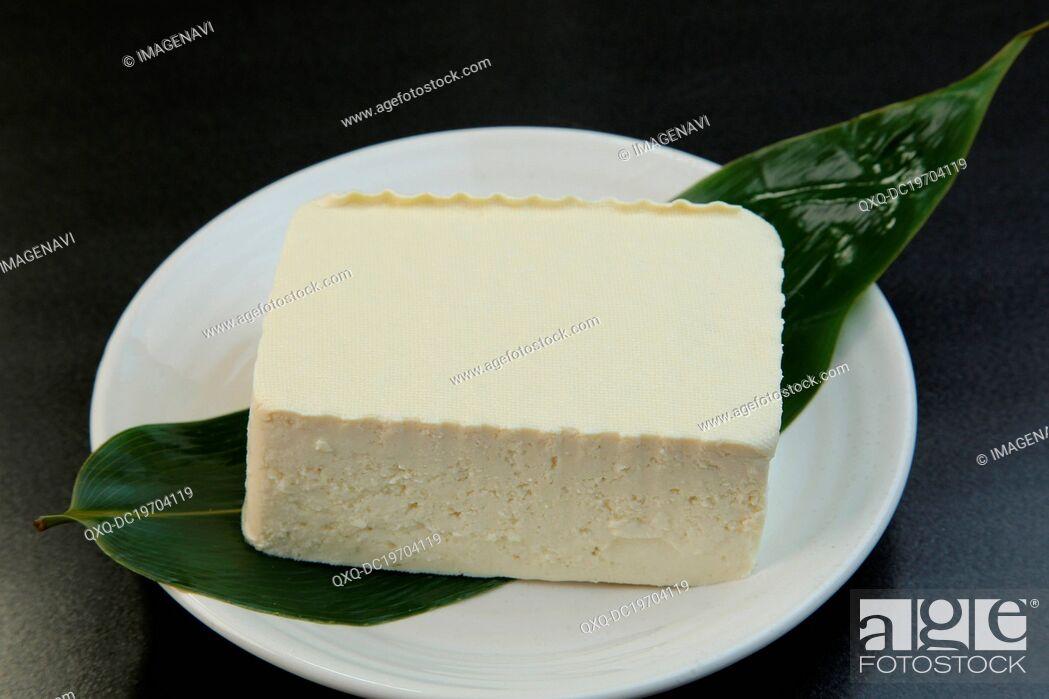 Stock Photo: Momen Tofu.