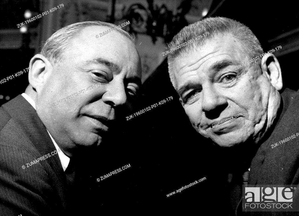 Stock Photo: Dec. 16, 2011 - Rogers and Hammerstein in London - For new show.. preparing for 'Flower Drum Song': To be seen in London for their new spectacular show 'Flower.