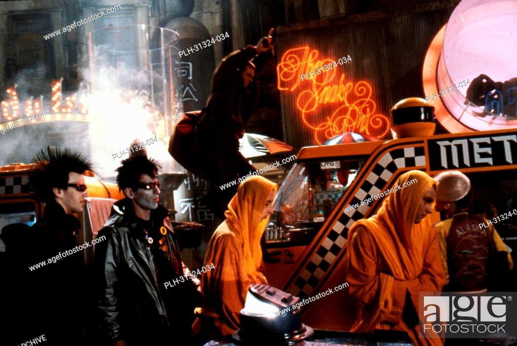 Stock Photo: Harrison Ford, Blade Runner 1982.