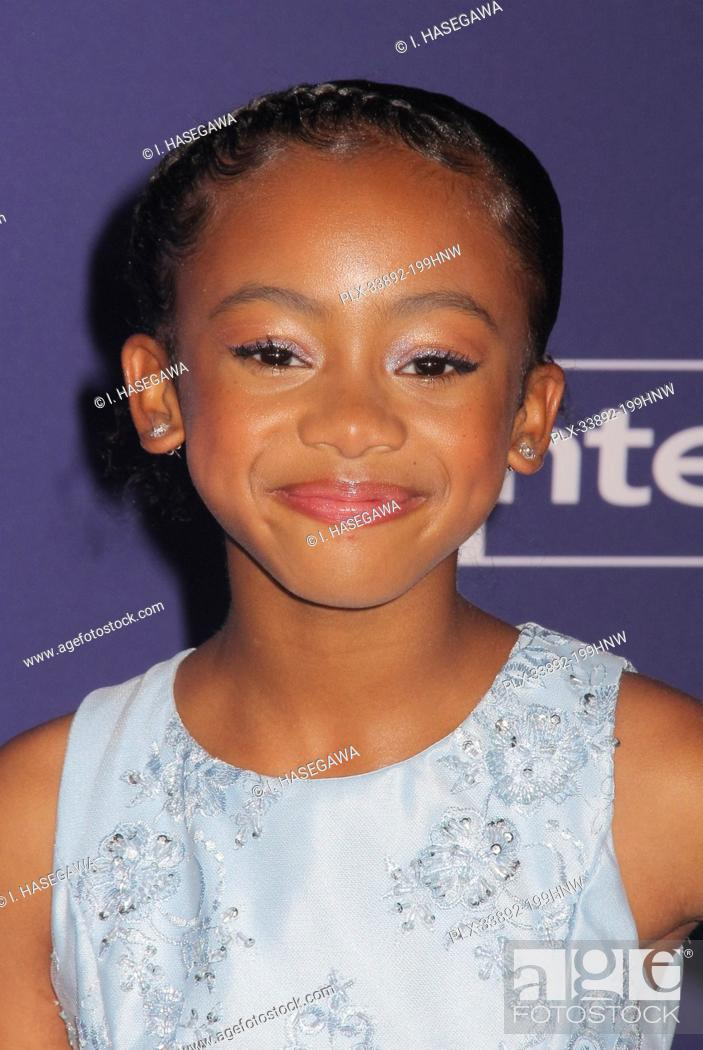 """Stock Photo: Faithe Herman 11/07/2019 The World Premiere of """"""""Frozen 2"""""""" held at the Dolby Theatre in Los Angeles, CA. Photo by I. Hasegawa / HNW / PictureLux."""