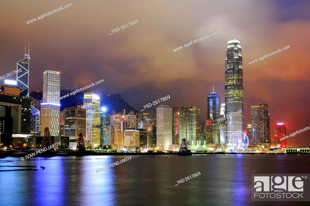 Stock Photo: Hong Kong, China.