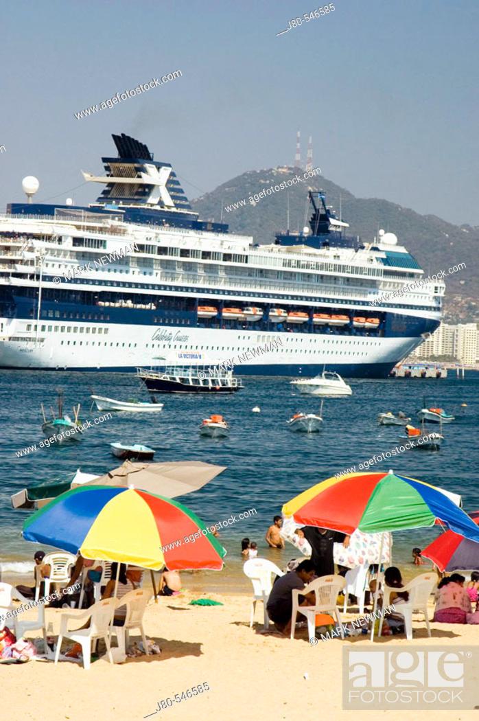 Stock Photo: Acapulco. Guerrero, Mexico.