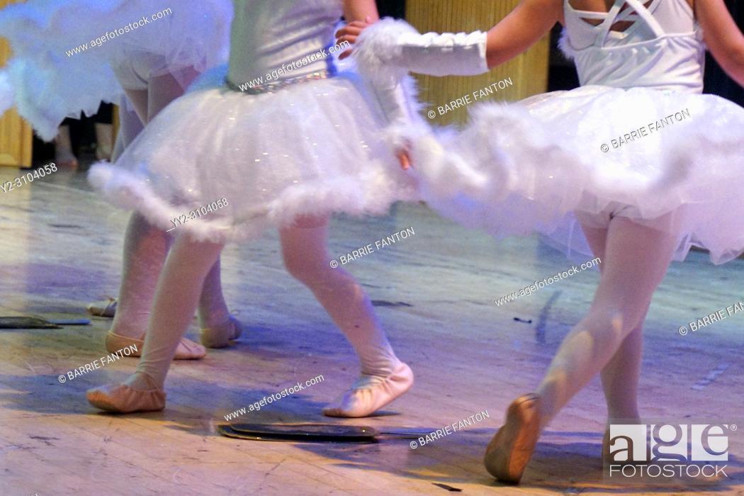 Imagen: Young Dancers, Geneseo, New York, USA.
