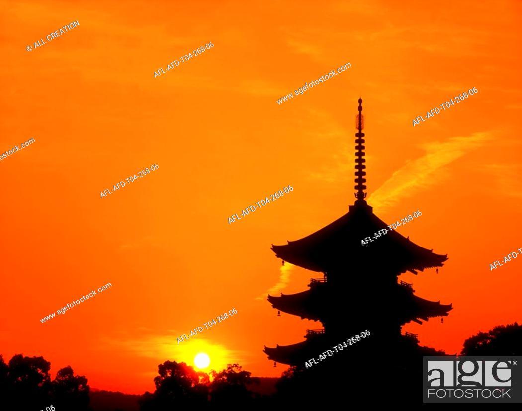 Imagen: Higashi-ji, Kyoto, Japan.