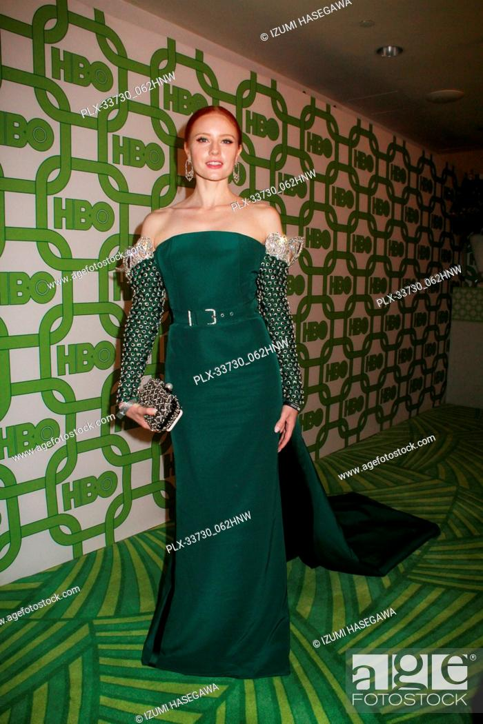 Imagen: Barbara Meier 01/06/2019 The 76th Annual Golden Globe Awards HBO After Party held at the Circa 55 Restaurant at The Beverly Hilton in Beverly Hills.