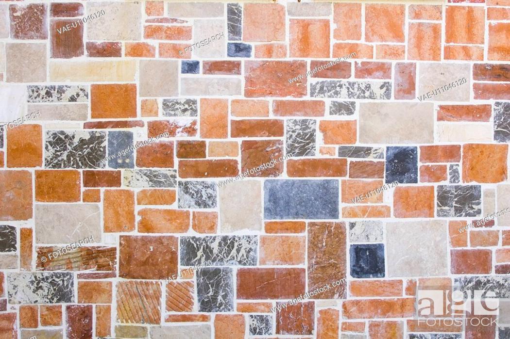 Stock Photo: Close-Up, Creative, Tiles.