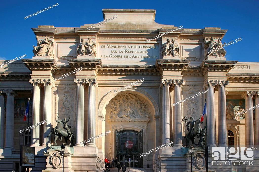 France Ile De France Paris 8e Arrondissement Avenue