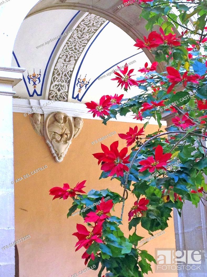 Imagen: Santo Domingo monastery in Lorca, Murcia Province, Spain.