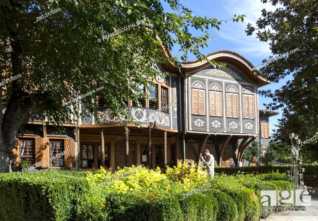 Stock Photo: Ethnographic Museum. Plovdiv, Bulgaria.