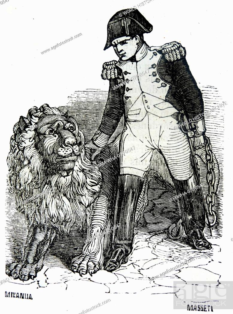 political leadership napoleon bonaparte [may 11, 2014] probably more than any other leader, napoléon bonaparte is the worldwide cultural icon symbolizing military genius and political power.