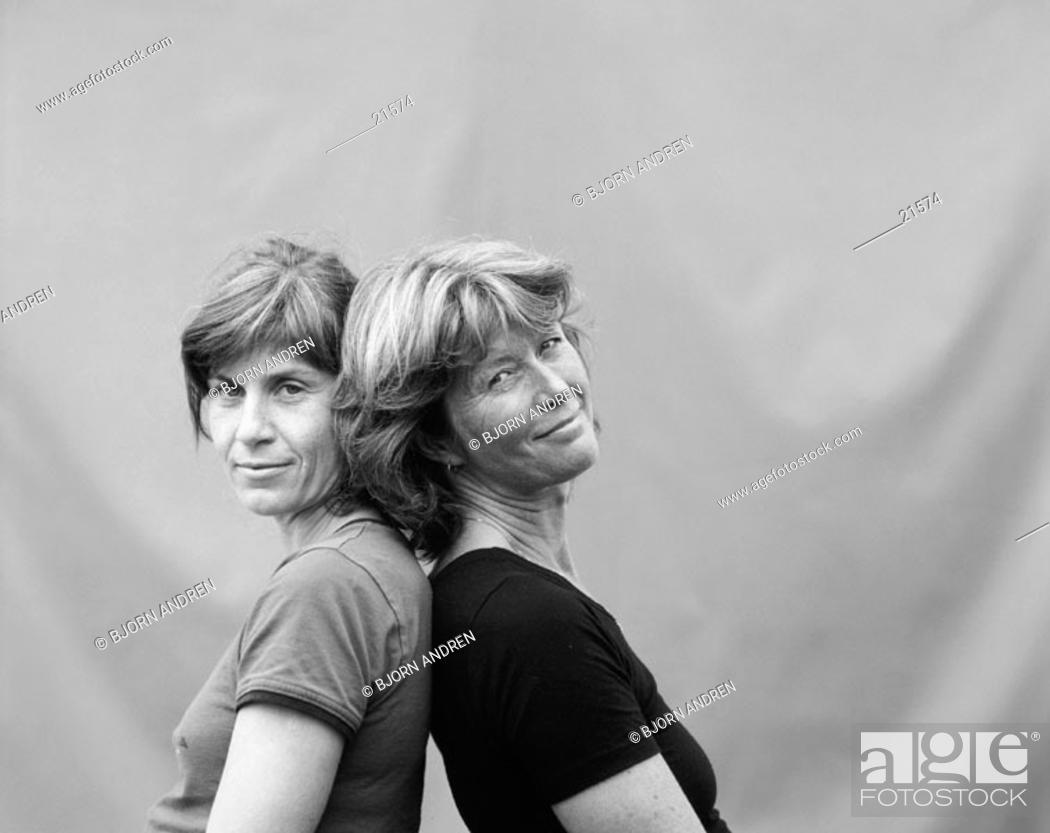 Stock Photo: Women.