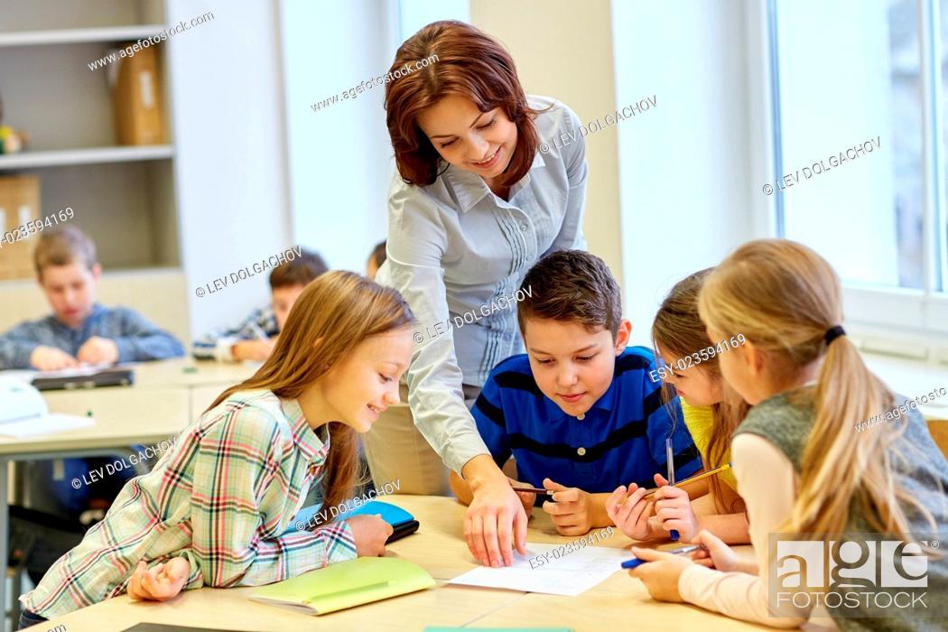 Elementary school writing help