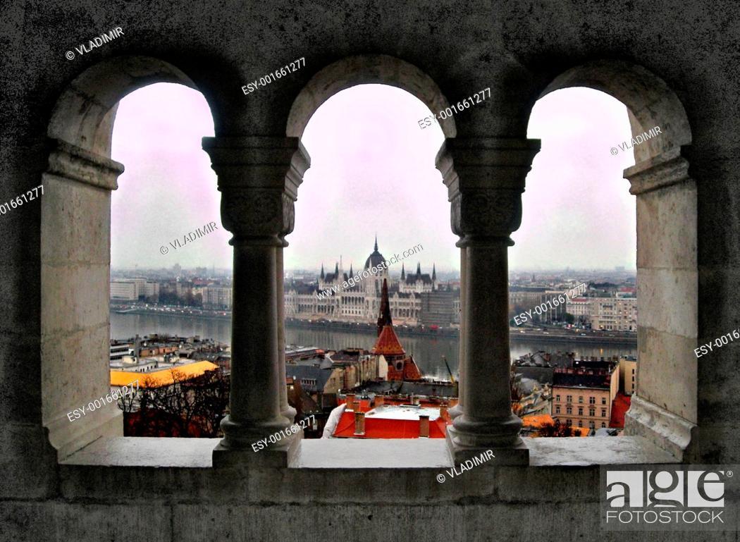 Stock Photo: Old Europe.