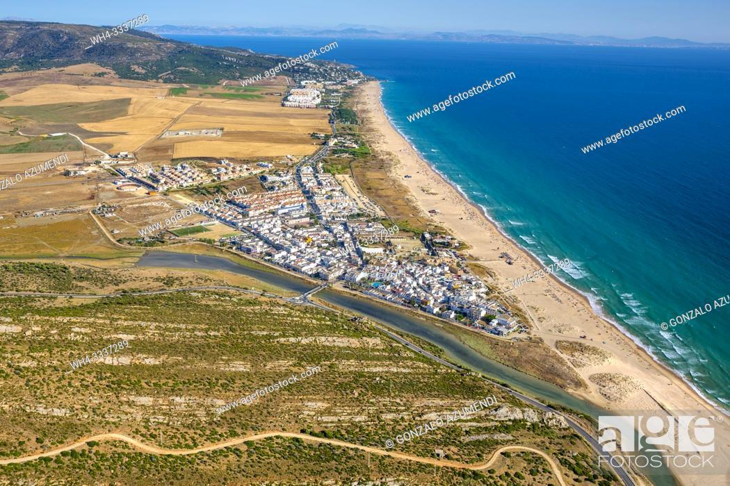 Imagen: Zahara beach. Zahara de los Atunes. Barbate. Atlantic ocean. Cadiz province. Andalucia. Spain.