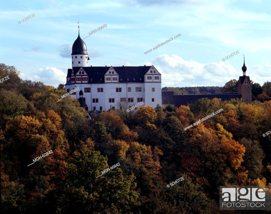 Stock Photo: Rochsburg.
