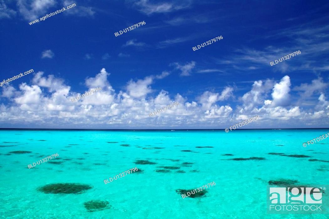 Stock Photo: Sea.