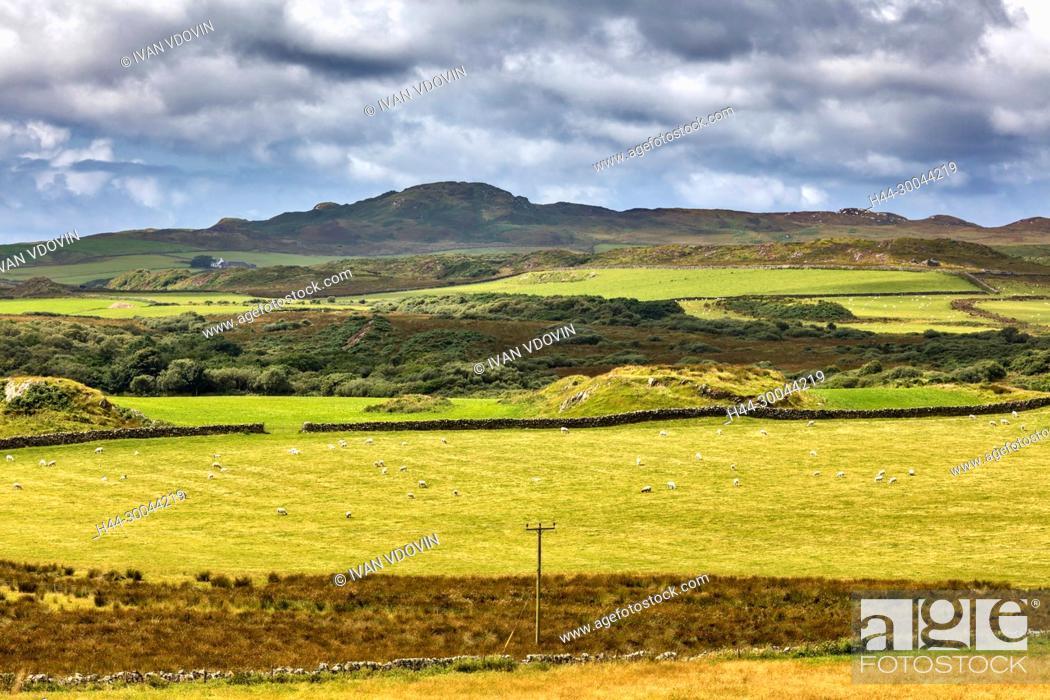 Imagen: Landscape, Islay, Inner Hebrides, Argyll, Scotland, UK.