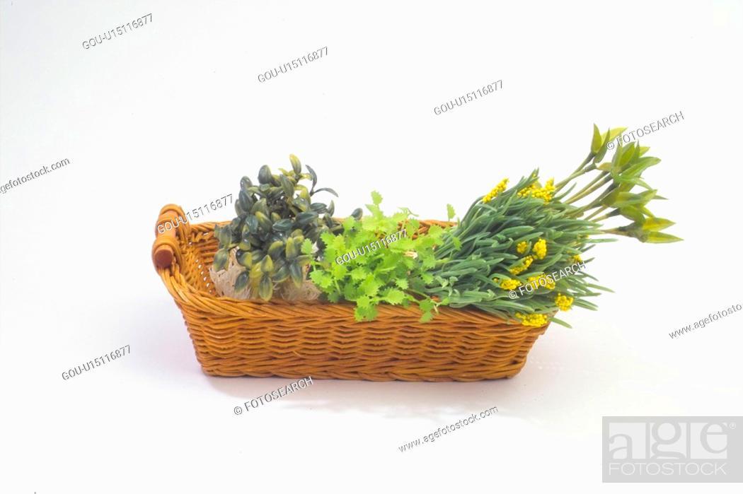 Stock Photo: food material, basket, cuisine, food, vegetables, ingredient, vegitable.