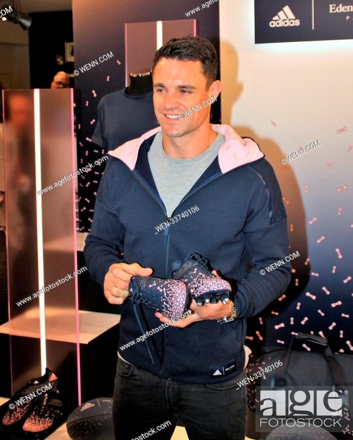Ashley Furman caminar Punto  Dan Carter attends a Adidas x Eden Park launch party Featuring: Dan Carter  Where: Paris, Stock Photo, Picture And Rights Managed Image. Pic.  WEN-33740106   agefotostock