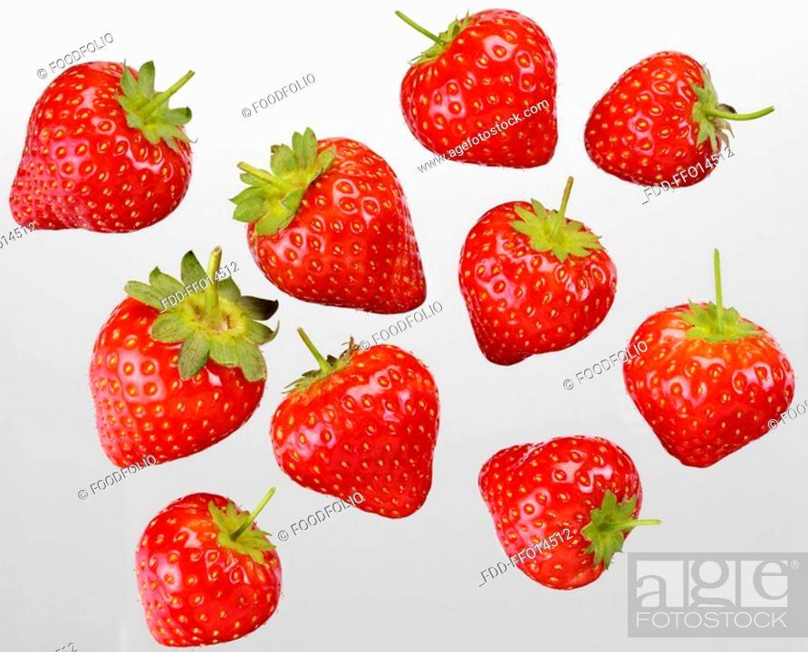 Stock Photo: Strawberries - Non Exclusive.