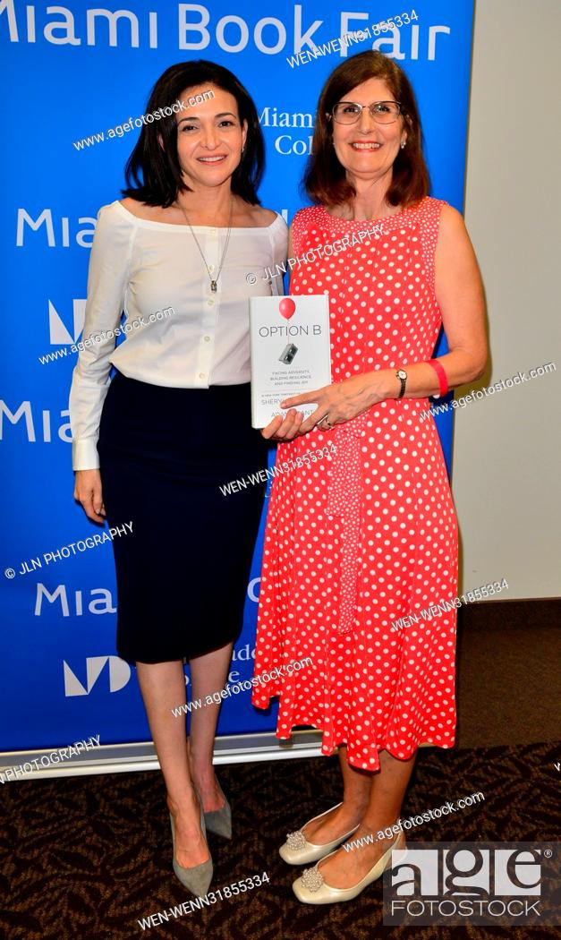 Sheryl Sandberg discusses her new book 'Option B: Facing
