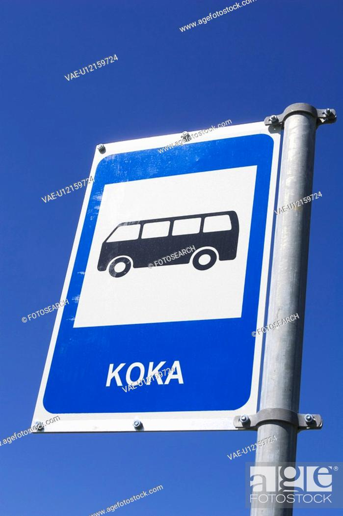 Stock Photo: Sign, Signboard.