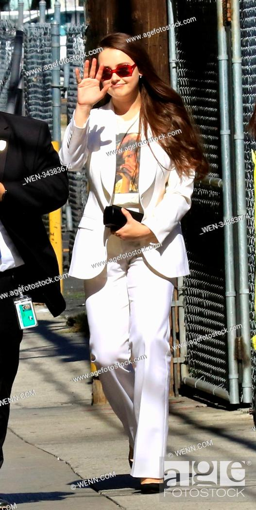 Celebrities At The Jimmy Kimmel Live Studios Featuring Katherine Langford Where Hollywood Stock Photo Picture And Rights Managed Image Pic Wen 34383674 Agefotostock Miss wv usa (uncredited) unknown episodes. 2
