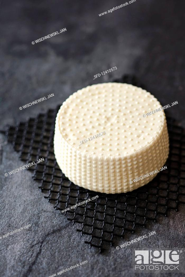 Stock Photo: Young soft cheese.