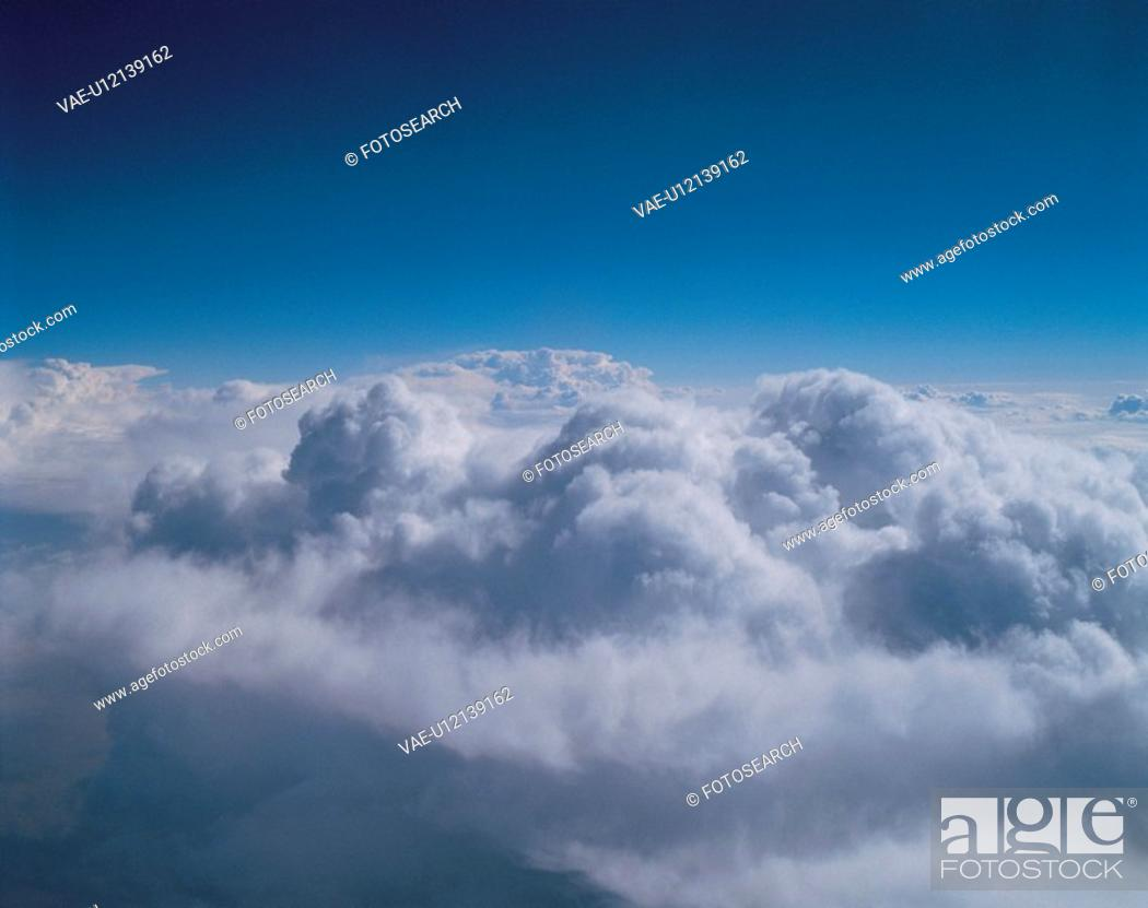 Stock Photo: scenery, scenic, background, view, scene, cloud.