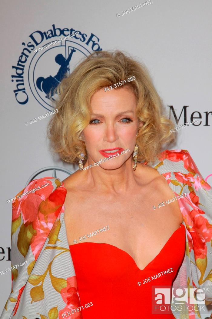 Donna Mills at the 26th Carousel of Hope Gala held at the Beverly ...