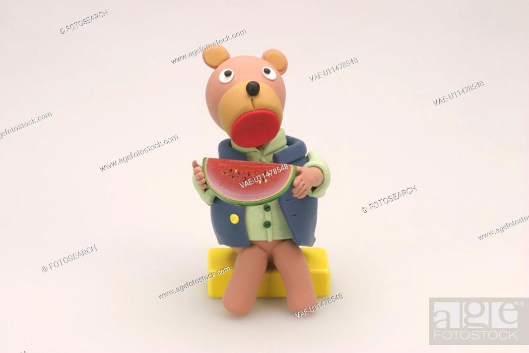 Stock Photo: Bear.