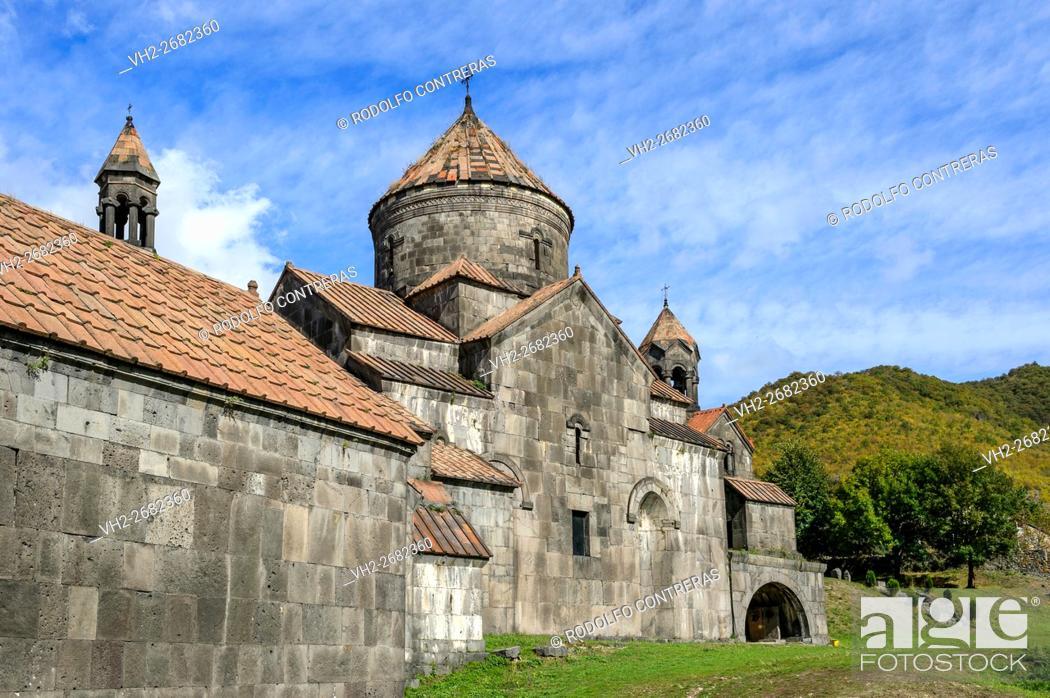 Stock Photo: Haghpat monastery, Armenia.