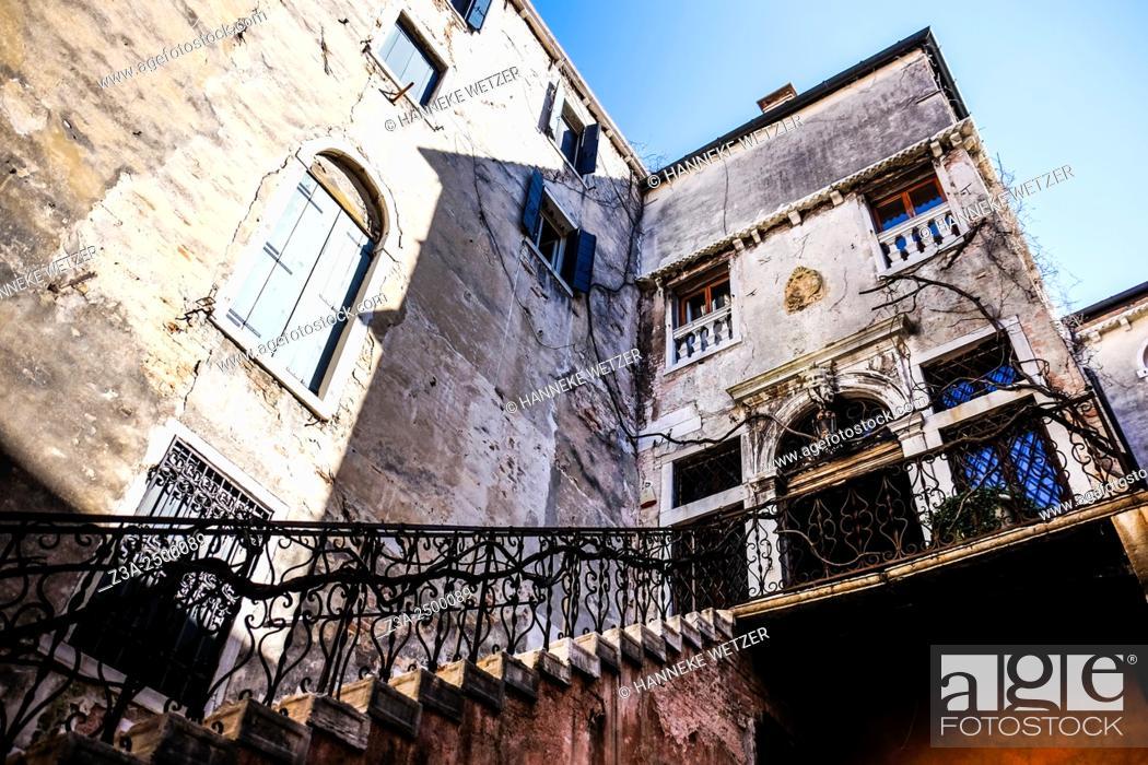 Imagen: Buildings in Venice, Italy, Europe. in Venice, Italy, Europe.