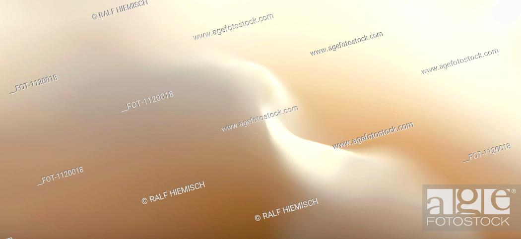 Stock Photo: Abstract forms and light.