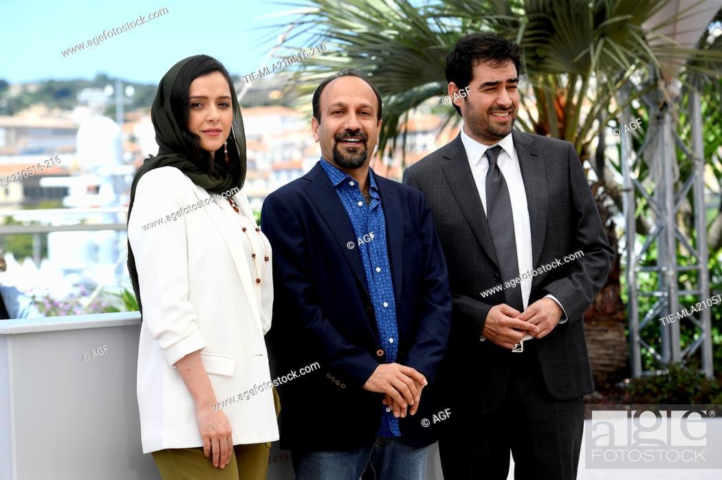 Ashgar Farhadi Taraneh Alidoosti Shahab Hosseini During