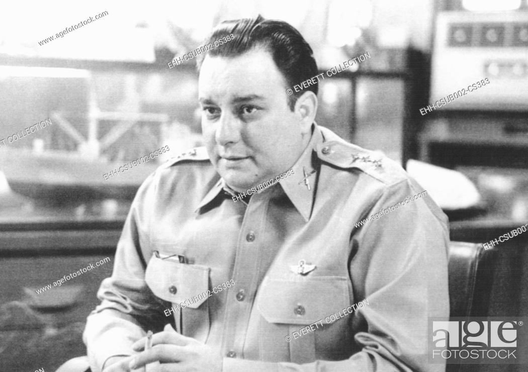 Stock Photo: General Anastasio Somoza Debayle, Commander in Chief of Nicaraguan Armed Forces. June 4, 1959. Anastasio and his brother President Luis Somoza Debayle were both.