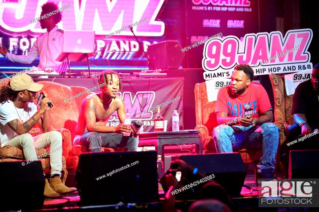 Rae Sremmurd Performing Live At 99 Jamz UnCensored Revolution