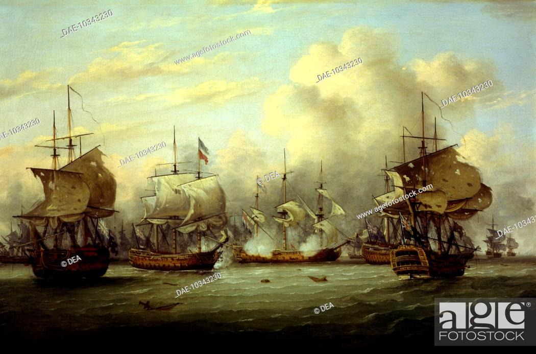 Fourth Anglo-Dutch War, Battle...
