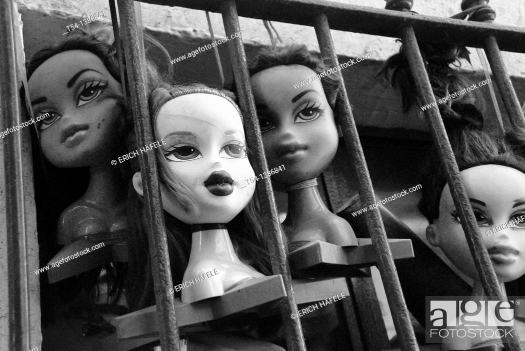 Stock Photo: Model Faces in Turkey.