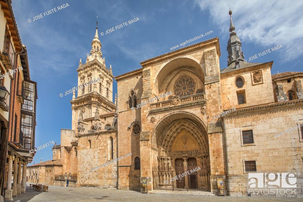 Imagen: Spain, Soria Province, El Burgo de Osma City.