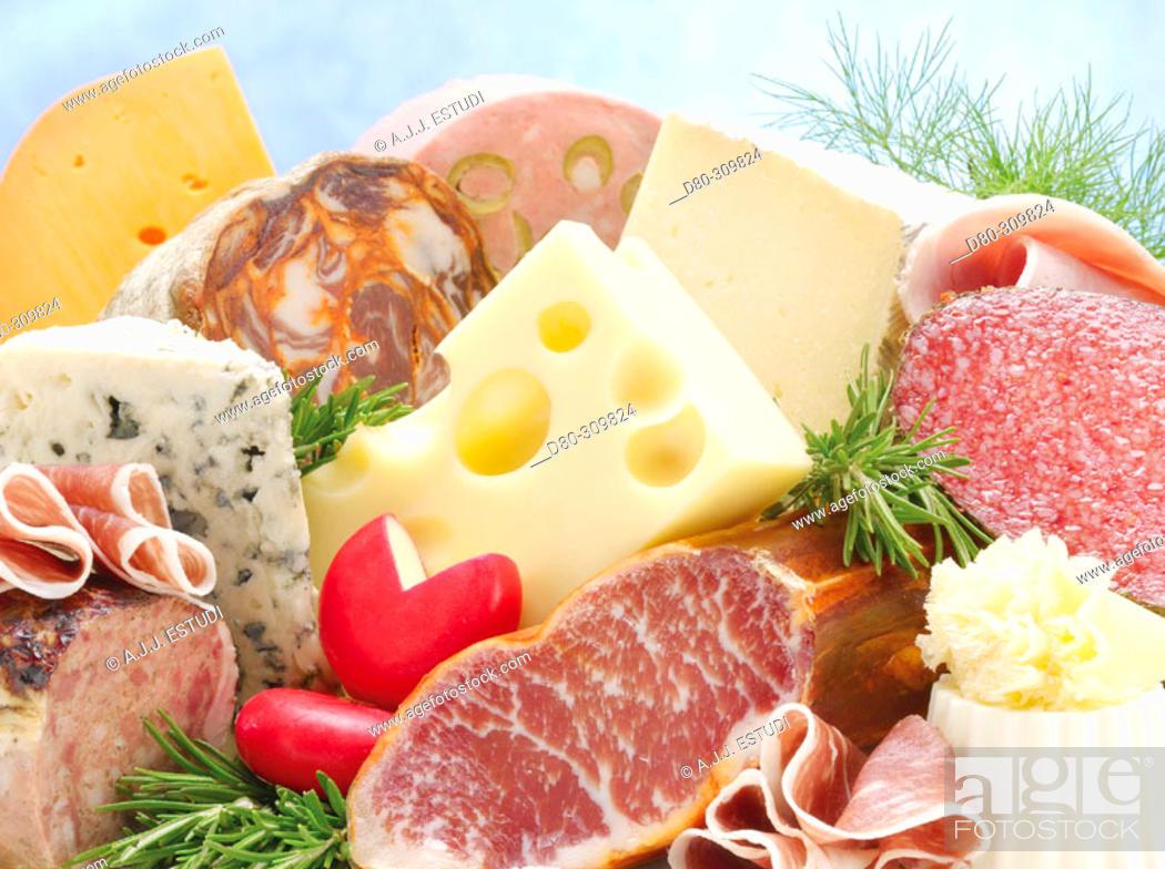 Stock Photo: Produce.