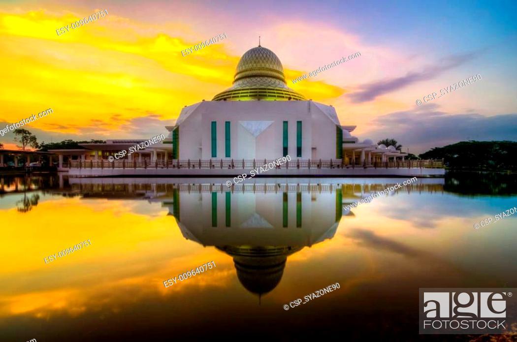 Photo de stock: An-Nur Sunrise.
